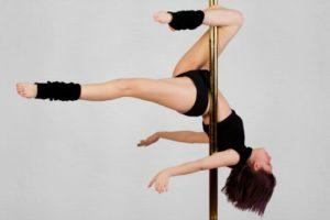 Pole Dance танцы