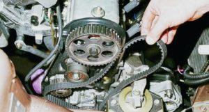 Как самостоятельно заменить ремень генератора