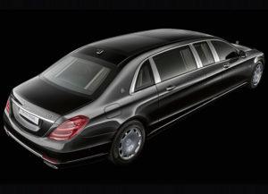 Mercedes s class brabus