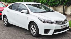 Новости авто. Toyota Corolla