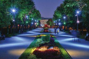 Реконструкцию городского парка обещают завершить к Дню города.