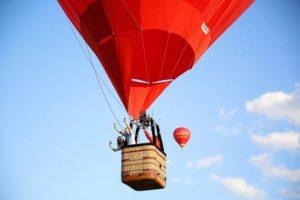 фото Как летать на воздушном шаре